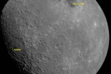 Chandrayaan-2: Spacecraft Captures First Picture of the Moon