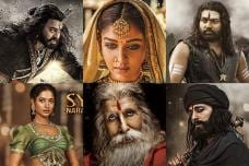 Sye Raa Narasimha Reddy Posters: Meet the Key Characters