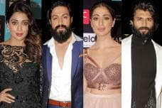 SIIMA Awards 2019: Southern Stars Glam Up the Red Carpet