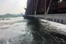 Yamuna River Breaches Danger Mark; Delhi on Flood Alert