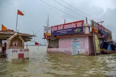 Heavy Rainfall, Landslides Lash Northern India - See Photos