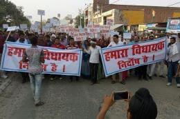 Unnao Does a Kathua, Supporters Take Out Rally for Rape Accused BJP MLA Kuldeep Sengar