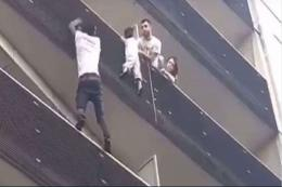 Real Life 'Spider-Man' Awarded French Citizenship for Climbing 4-Storey Building to Save Dangling Toddler