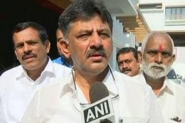 I-T Dept Says Shivakumar Filled Congress Coffers Through Hawala Network, Party Cries Witch Hunt