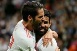FIFA World Cup 2018: Costa Grabs Lucky Goal as Relieved Spain Beat Iran 1-0