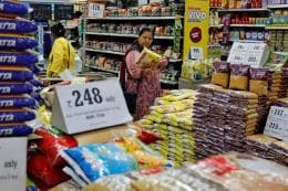 Consumer Inflation Eases to One-and-a-half Year Low of 2.3%