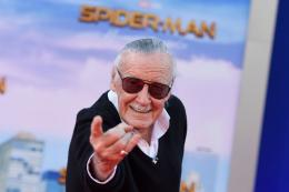 Stan Lee, Who Gave the World Spider-Man, Iron Man and Other Marvel Superheroes, Dead at 95