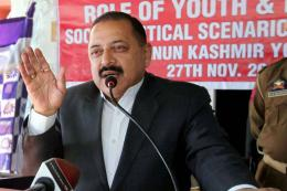Let's Move Forward, Pray for PoK's Integration With India, Says Union Minister Jitendra Singh