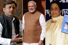 Modi Magic in UP Again? Pollsters Remain Divided, SP-BSP Amity May Dent BJP's Vote Share