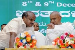 Election Tracker LIVE: JDS Returns Bangalore North Seat to Congress as Deve Gowda Picks Tumkur