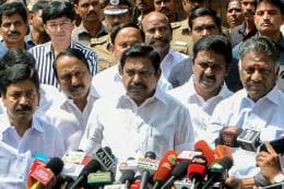 Panneerselvam's Brother O Raja Expelled From AIADMK for Bringing 'Disrepute' to Party