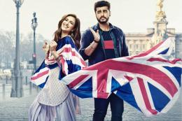Namaste England Movie Review: Arjun, Parineeti's Film Doesn't Possess Even a Modicum of Common Sense