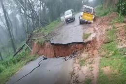 Two Killed as Heavy Rains Lash Karnataka, Five Districts on High Alert