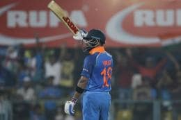 Kohli & Rohit Slam Tons as India Chase Down 326 With Plenty to Spare in Series Opener