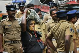 Sabarimala Temple Opening LIVE Updates: Activist Rahul Easwar Detained, Police Lathicharge Protesters After Violence