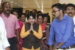 Trupti Desai Heads Back Home After Protesters Block Her Sabarimala Trek, Says Will 'Certainly Return'