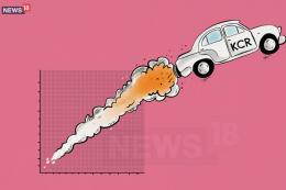 KCR's Landslide Win Good News for Jagan Reddy in Andhra, Bad Tidings for TDP and BJP