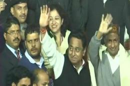Election Results LIVE: Kamal Nath Beats Scindia to CM Chair in MP as Rahul Chooses Experience Over Youth