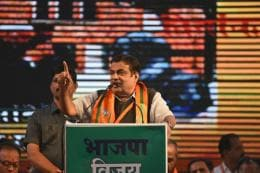 Sena Rules Out Alliance With BJP, But Says Will Support if Gadkari Emerges as PM Face in LS Polls