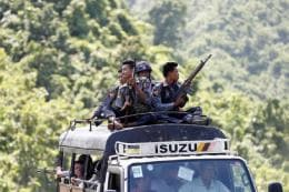 Myanmar's Civil War is Moving Closer to India's Borders, Threatens to Cross Over