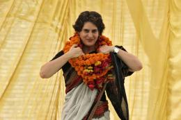 Priyanka Gandhi, With Indira Gandhi-esque Persona, is Congress's Best and Only Bet in UP