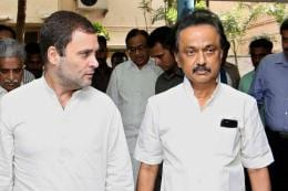 Congress Seals Seat Share Deal With DMK, To Contest From 10 Seats in Tamil Nadu and Puducherry