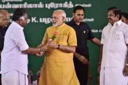 BJP-AIADMK Beat Congress to Bag PMK Support in TN, Alliance Announcement in Chennai Today