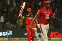 IPL 2019   De Villiers Blitzkrieg Keeps RCB Playoff Hopes Alive With Win Over KXIP