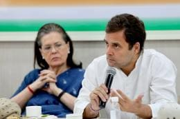 Rahul Gandhi's Insistent Offer to Quit After Poll Debacle Meets Unanimous Rejection by Congress Top Brass