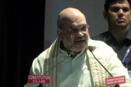 'Evil Practice' of Triple Talaq, Partition: Amit Shah Spells Out Damages Done by Appeasement Politics
