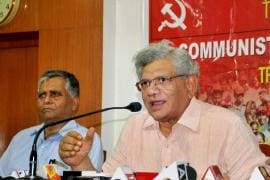 BJP Used Money, Muscle Power to Win Tripura: Sitaram Yechury