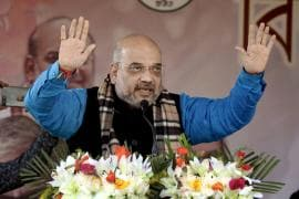 Amit Shah Promises to Make Meghalaya a Model State