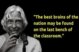 World Teachers' Day: 11 Powerful Quotes By Famous Personalities