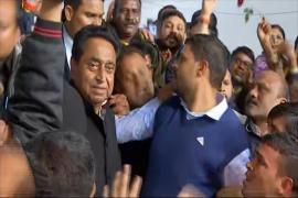 Kamal Nath Beats Scindia to CM Chair in MP