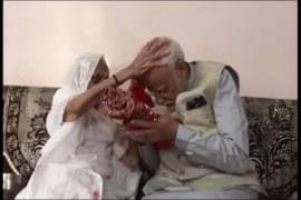 Elections 2019: PM Modi Meets His Mother Before Casting Vote
