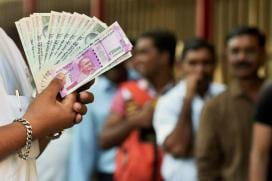 Rupee Jumps 23 Paise on Exit Poll Findings