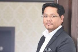 NPP's Conrad Sangma Claims Governor Has Invited Him to Form Meghalaya Govt