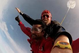 Skydiving in India for Adventure Seekers