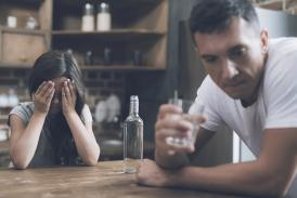 Beware: Alcoholism of your Partner is Hurting Your Kids