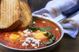 Recipe Alert: 'Shakshuka' all the way from Middle East for Egg Lovers!