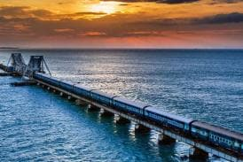 In Pictures: 7 Most Picturesque Train Routes in India