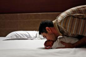 Fathers More Stressed For Preemies Than Mothers