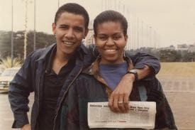 Most Intimate, Candid & Comical Moments of Barack Obama