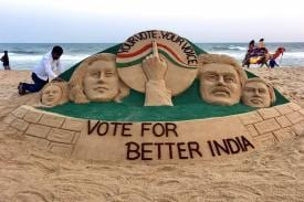 28 Remarkable Sand Sculptures by Sand Artist Sudarshan Pattnaik