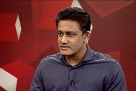 WATCH   It Has Become a Knuckleball IPL: Kumble
