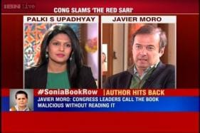 Congress leaders calling 'The Red Sari' malicious without reading it: Javier Moro
