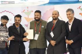 Jaipur Literature Festival 2015: 'The Baththub' explores the idea of experiencing art in a unique format, says Jiten Thukral