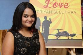 Debutante author Priyanka Luthra talks about her new book 'Simple Plane Love'