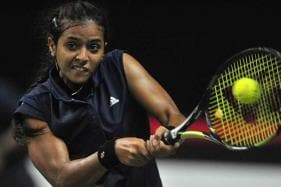 Ankita and Karman Have Task Cut Out as Fed Cup Challenge Commences