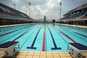 Khade Wins Gold at the Singapore National Age Group Swimming C'ships
